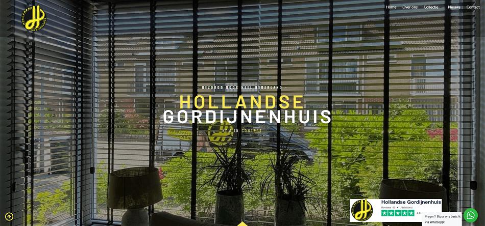 Hollandse Gordijnenhuis